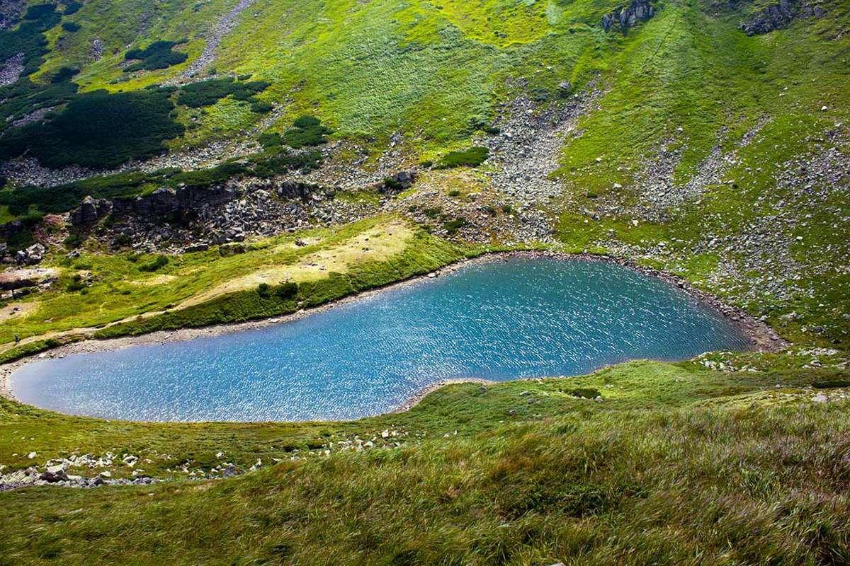 Озеро Бребенескул, маршрут Чорногорою