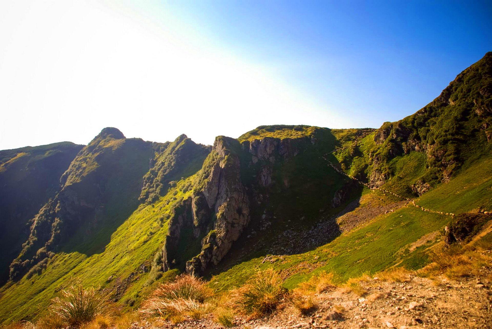 Карпатські Мармароси, туристичні маршрути