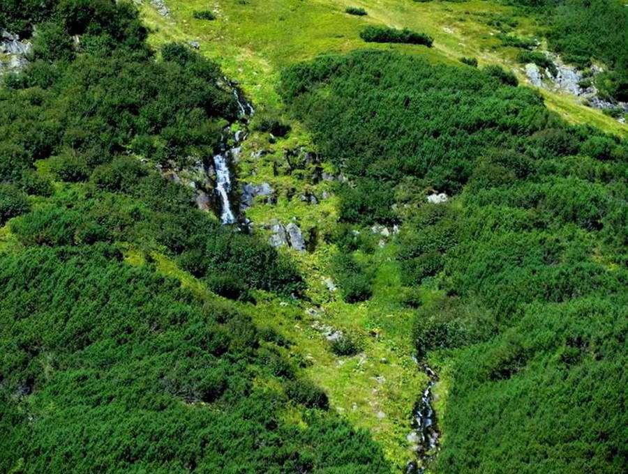 Прутські водоспади, маршрут із Заросляка на Говерлу