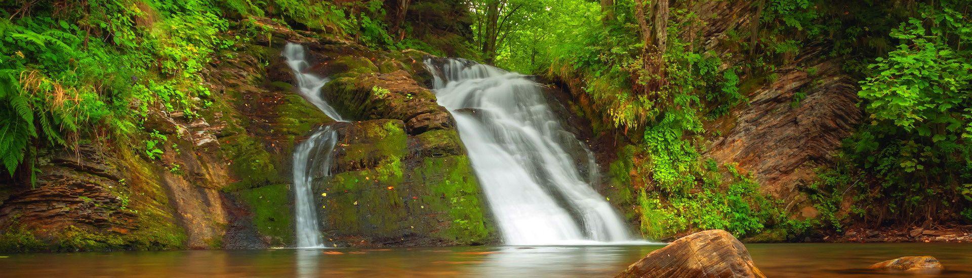 Водоспад Гуркало, маршрут на г. Парашка