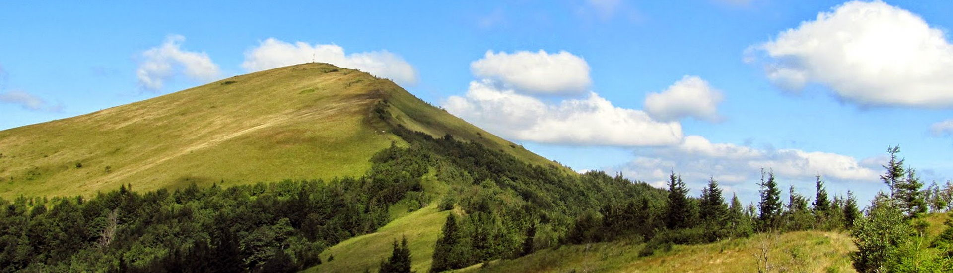 Сколівські Бескиди, гора Парашка