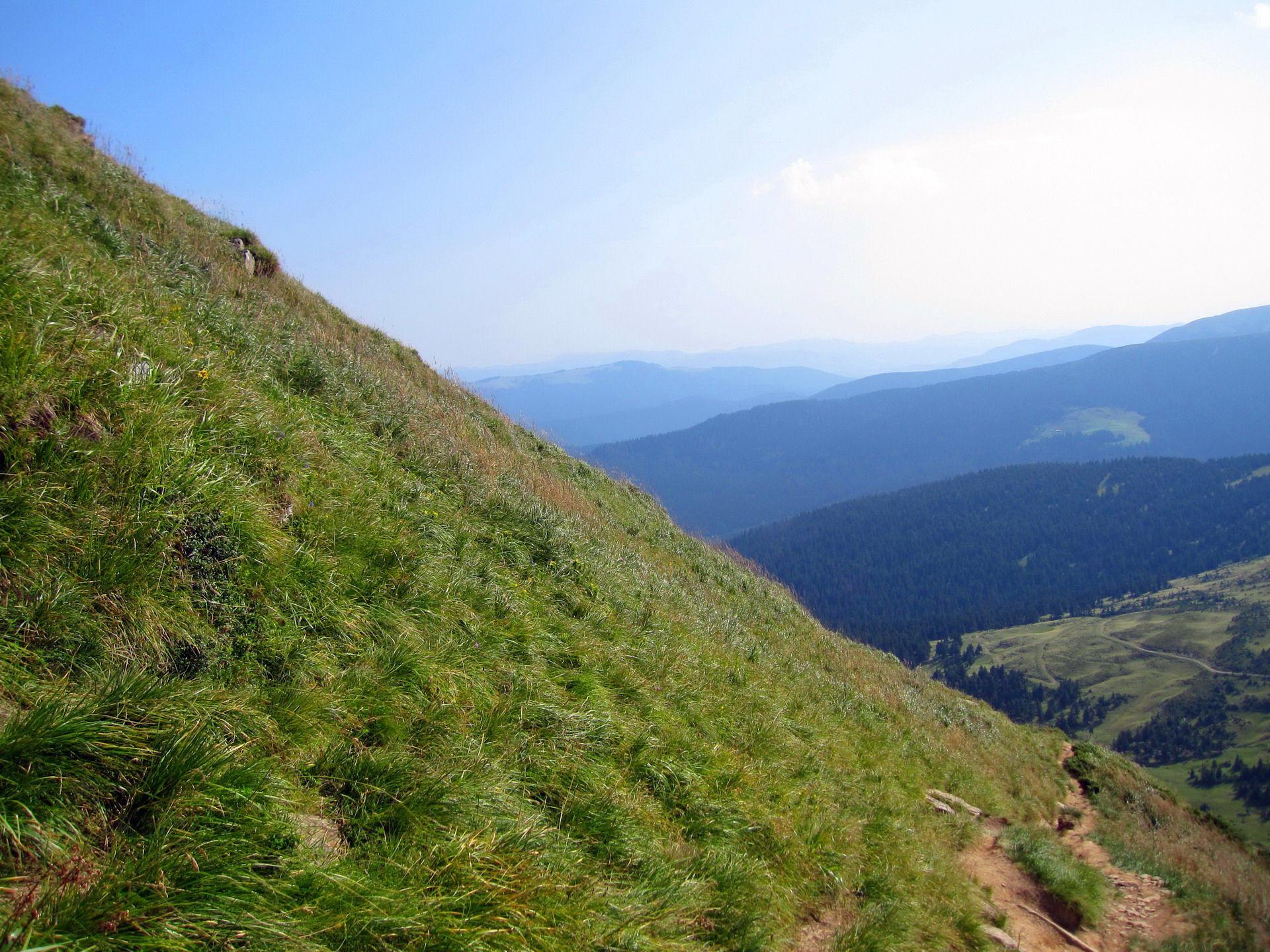 Чорногора, сходження на Петрос