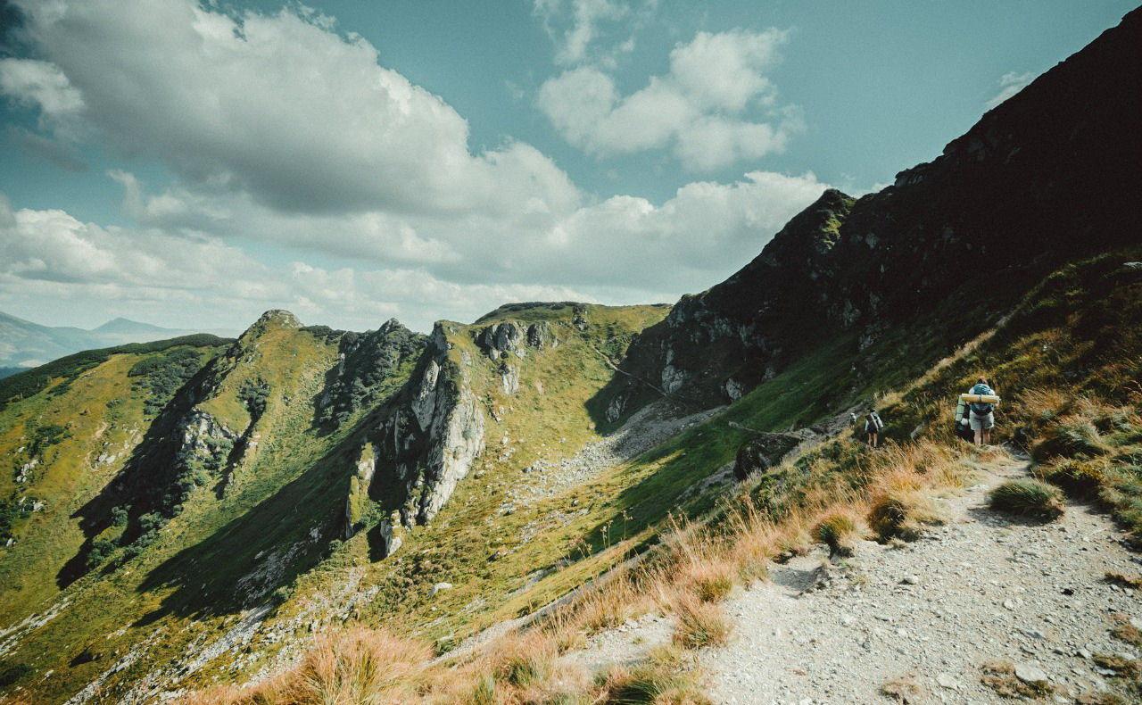 Сходження на гору Піп Іван Мармароський