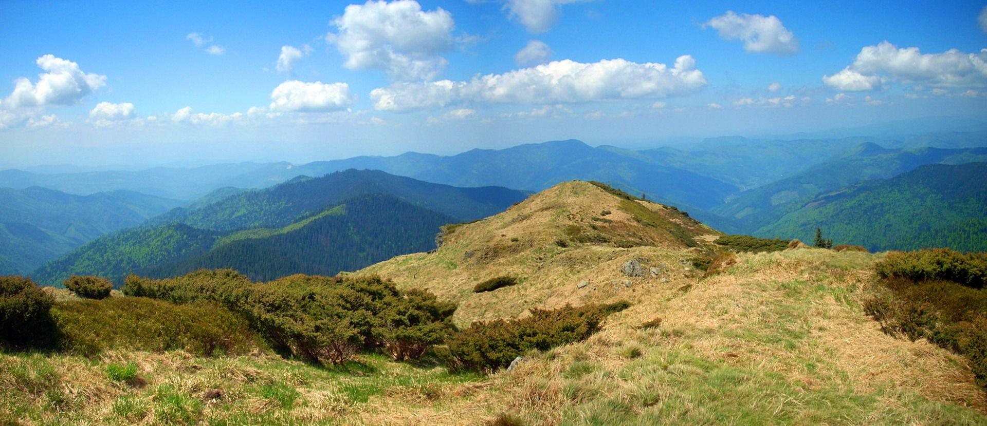 Гора Берлебашка, Мармароський масив