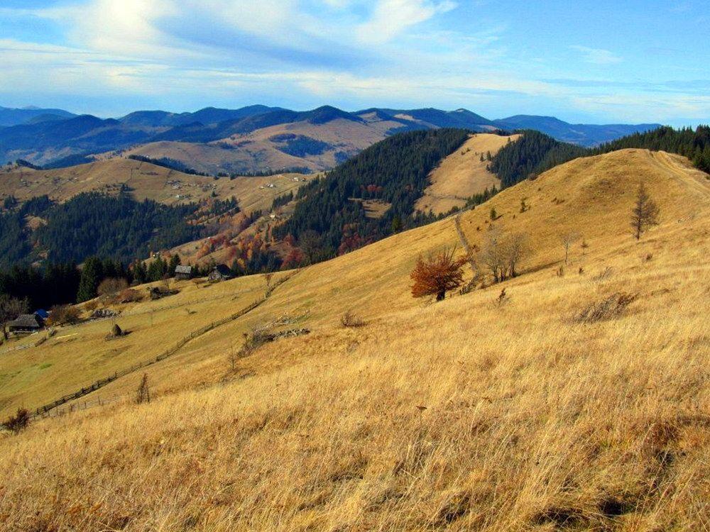 Маршрут на гору Писаний Камінь, Українські Карпати