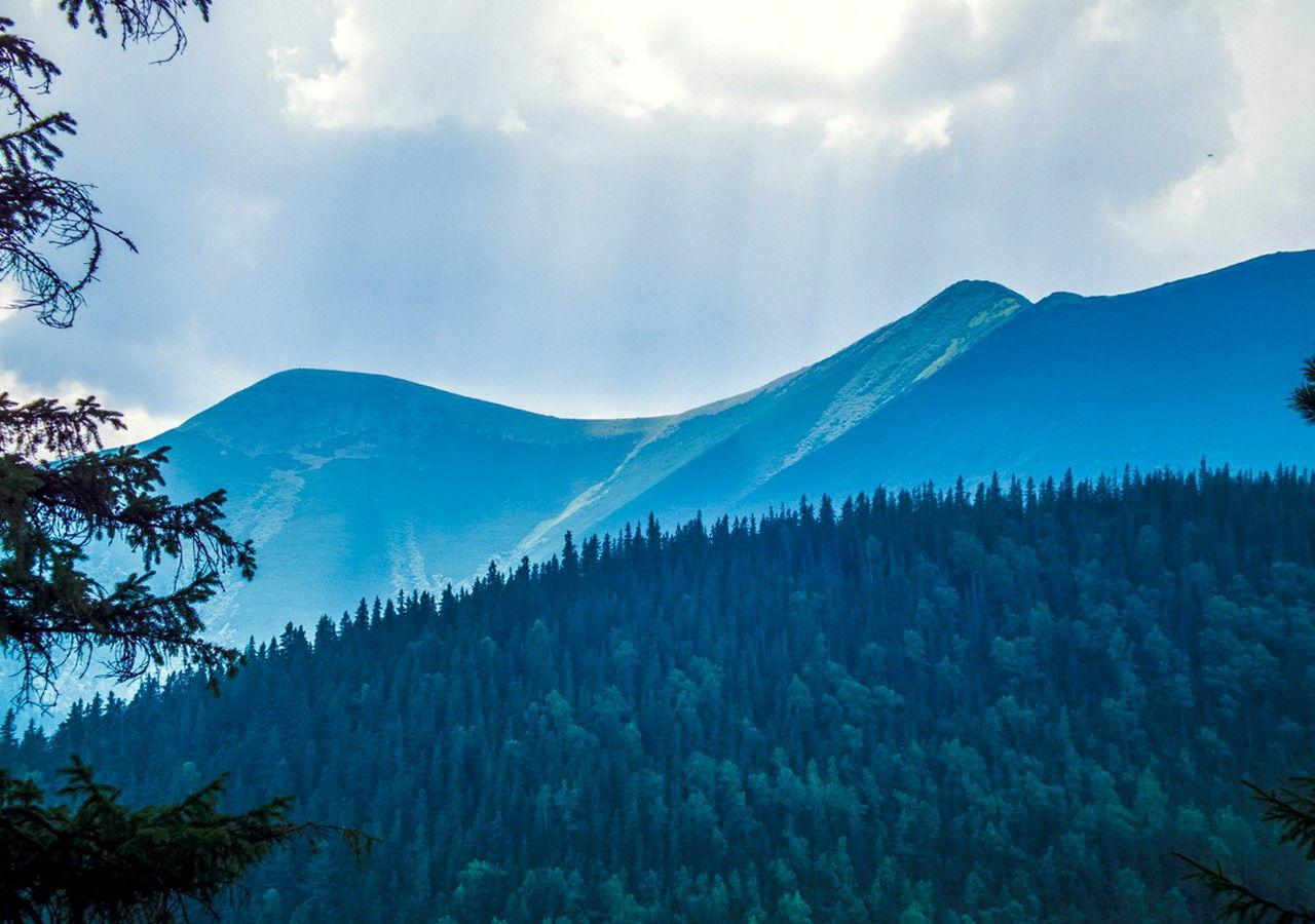Українські Карпати, Сивулянський хребет