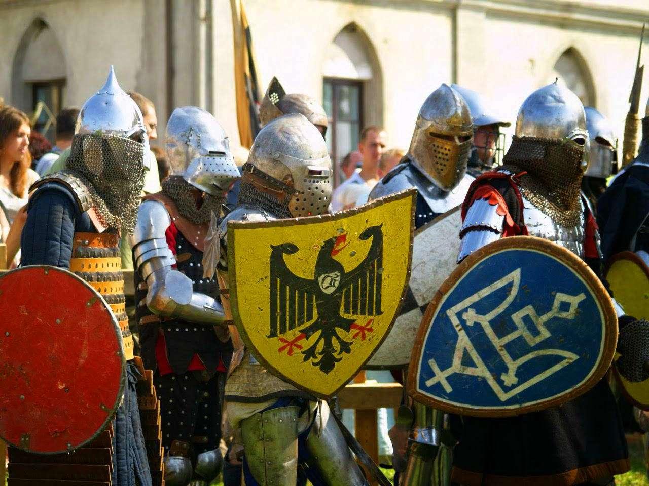 Меджибізька фортеця, бої бугуртів на фестивалі