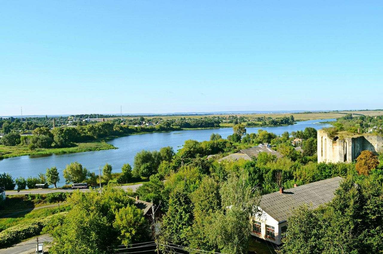 смт Меджибіж в Хмельницькій області