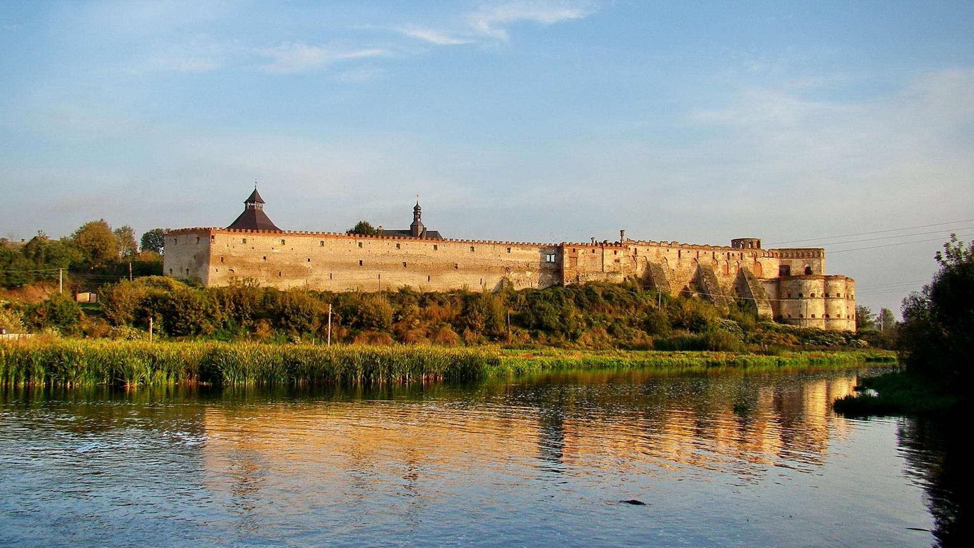 Меджибізька фортеця, Хмельницька область