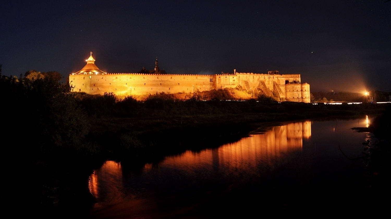 Меджибізький замок, Хмельницька область