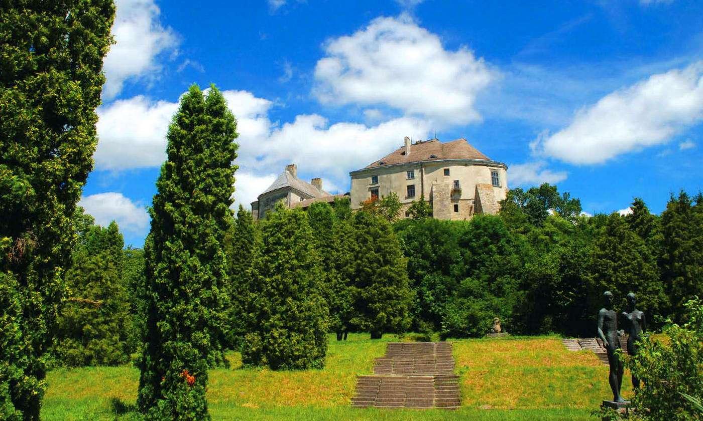 Олеський замок, Львівська область
