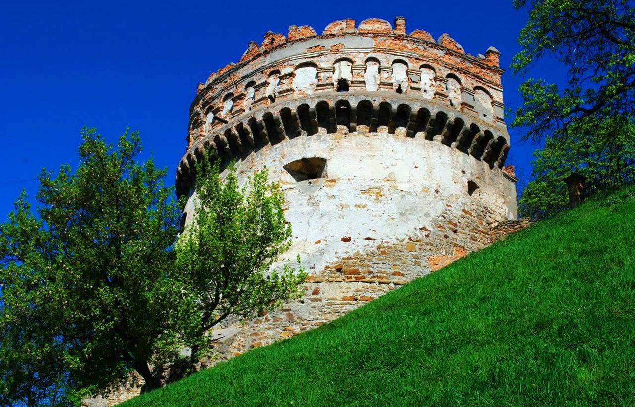 м. Острог, Острозький замок