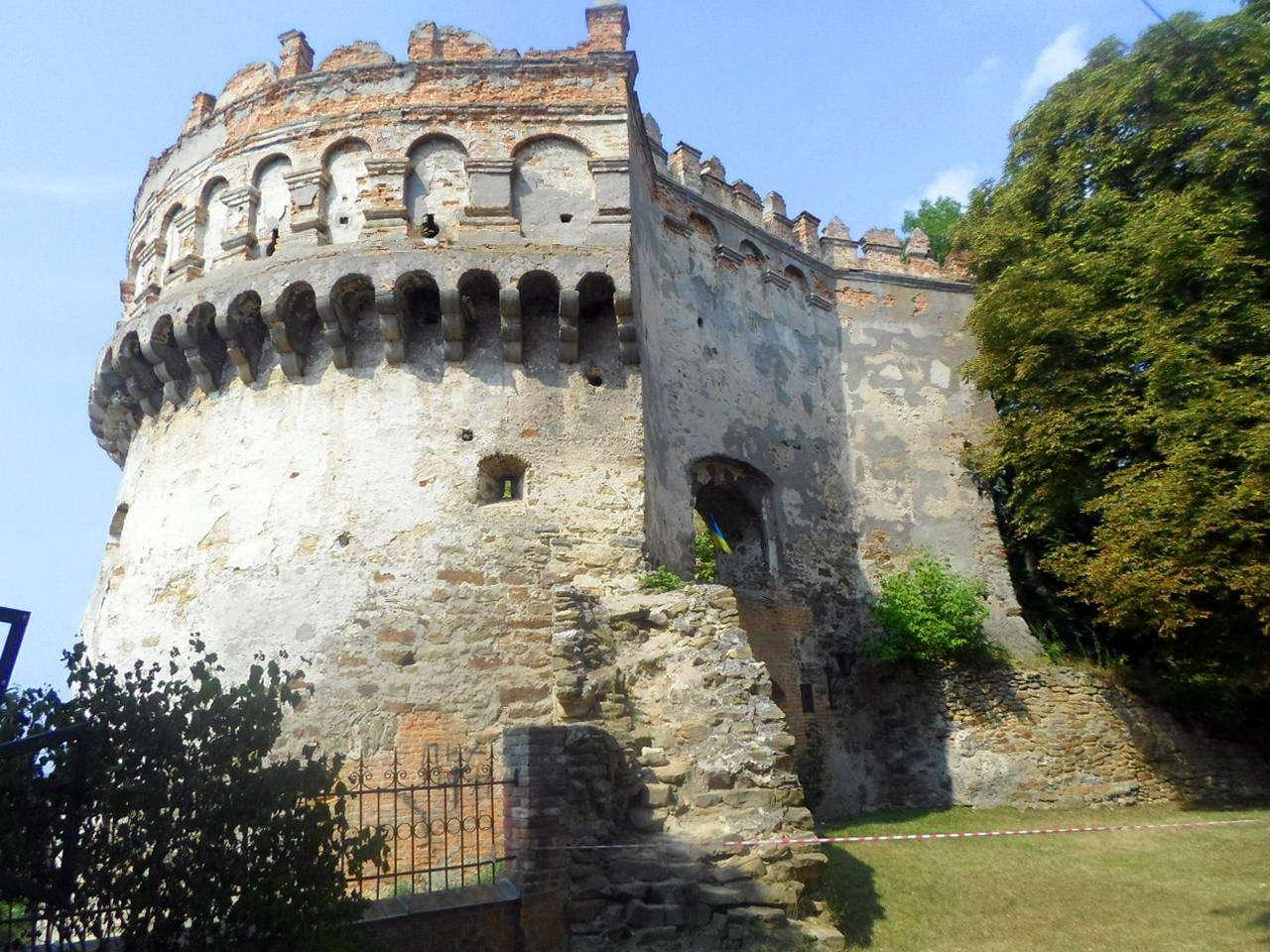Рівненщина, Острозький замок