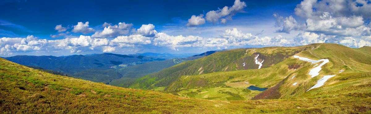 Рахівський район, озеро Апшинець