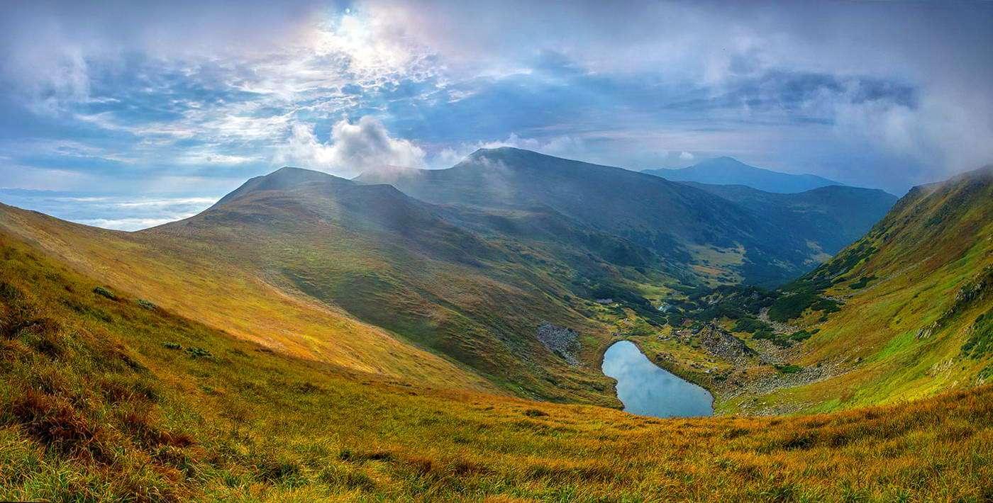 Озеро Бребенескул, Закарпатська область