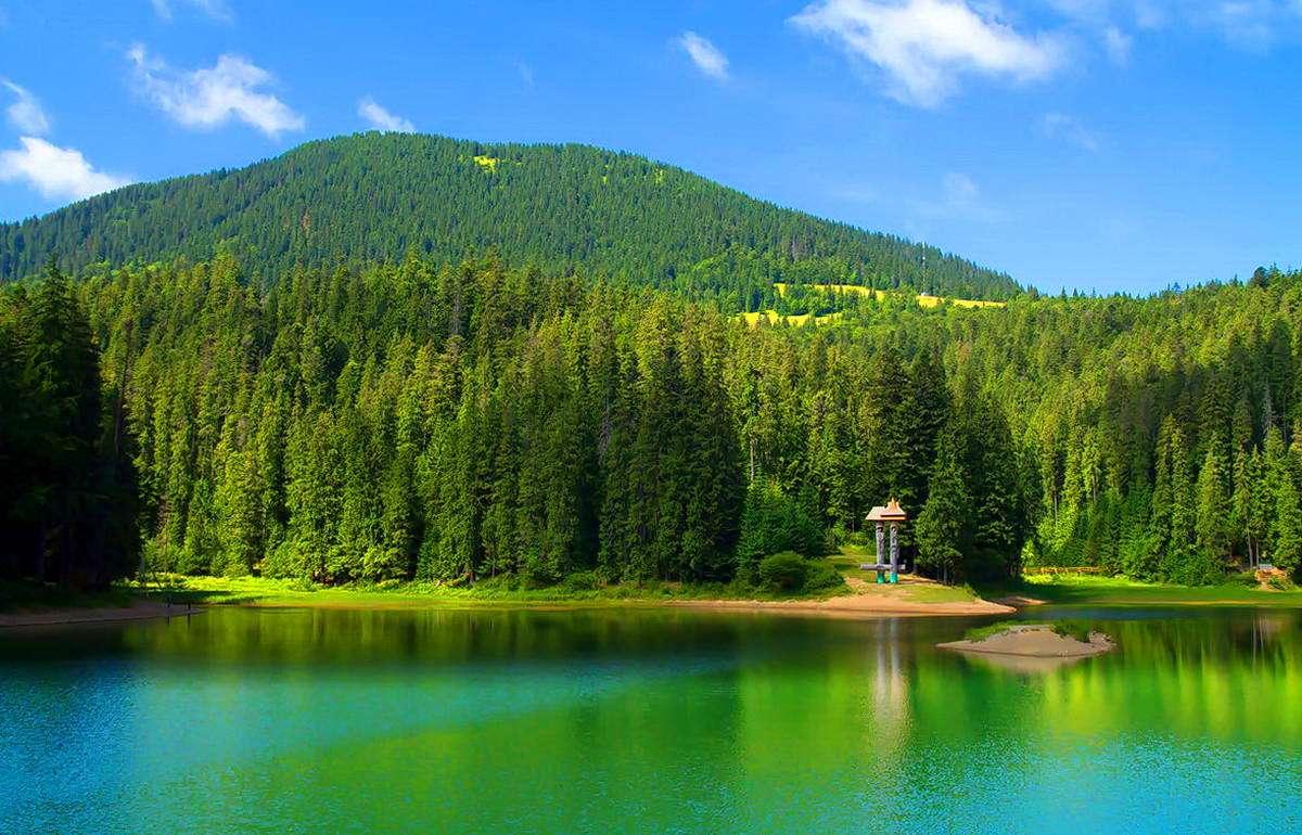 Озеро Синевир, Закарпатська область