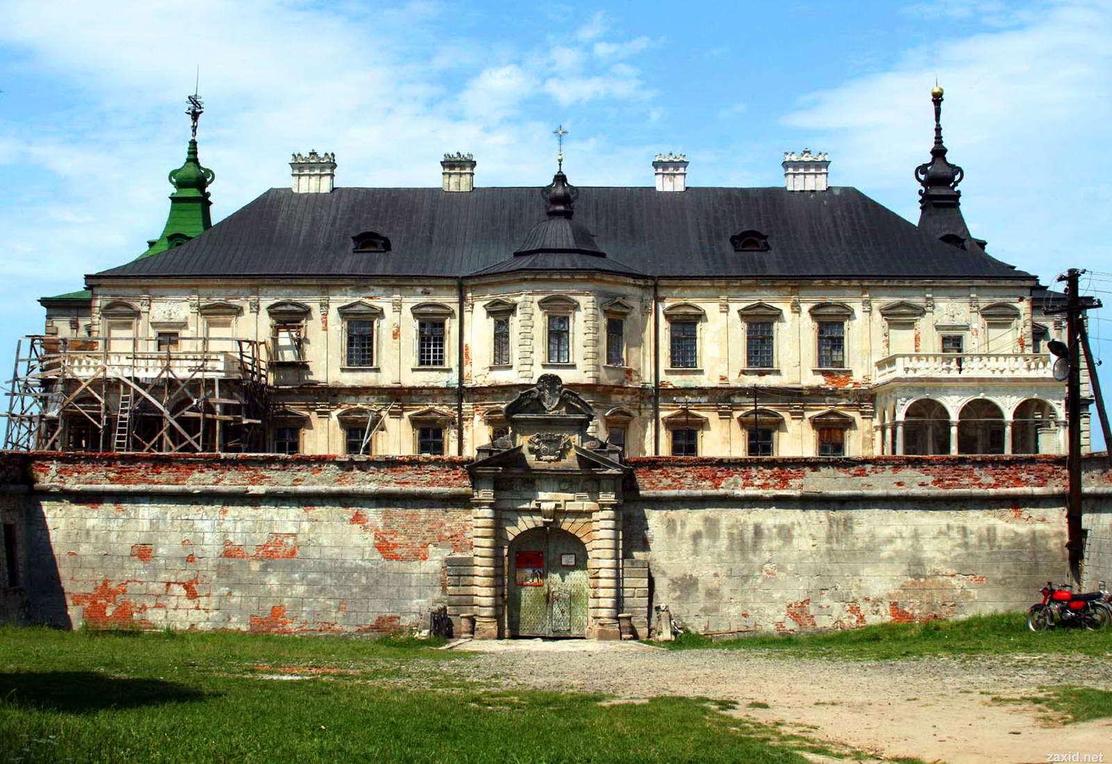 Підгорецький замок, Львівська область