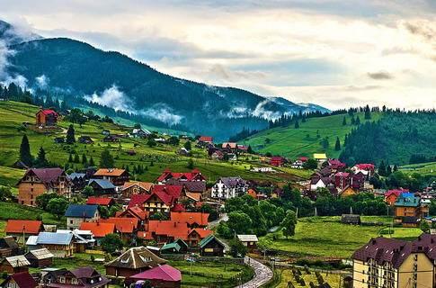 Поляниця — туристичний куточок Прикарпаття