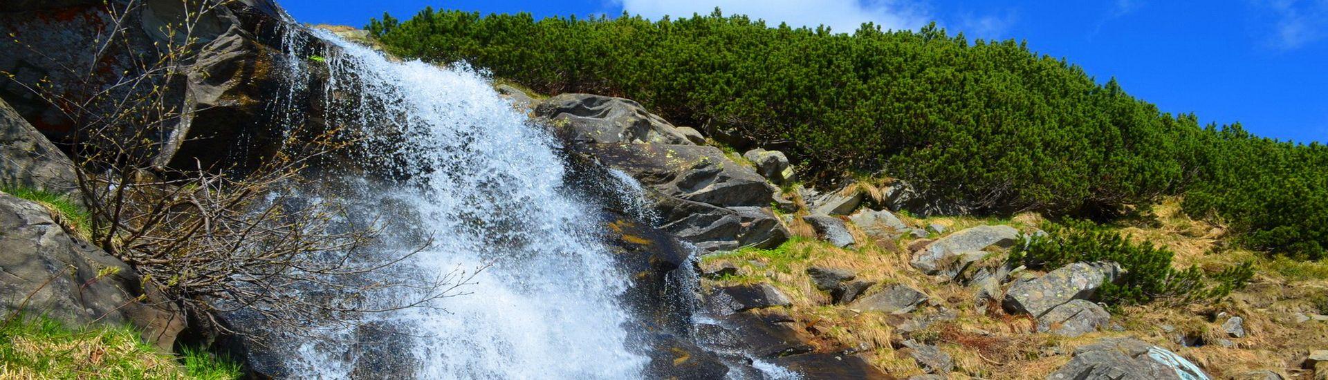 Водоспад Прутський