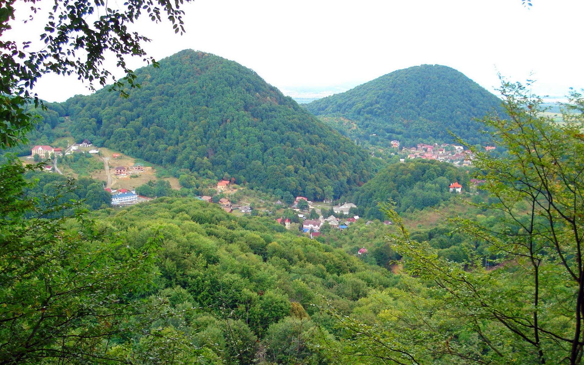 с. Шаян, Закарпатская область
