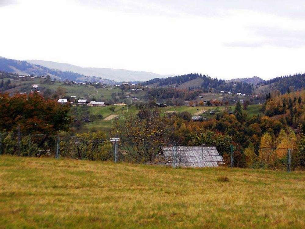 Село в Карпатах - Шепіт
