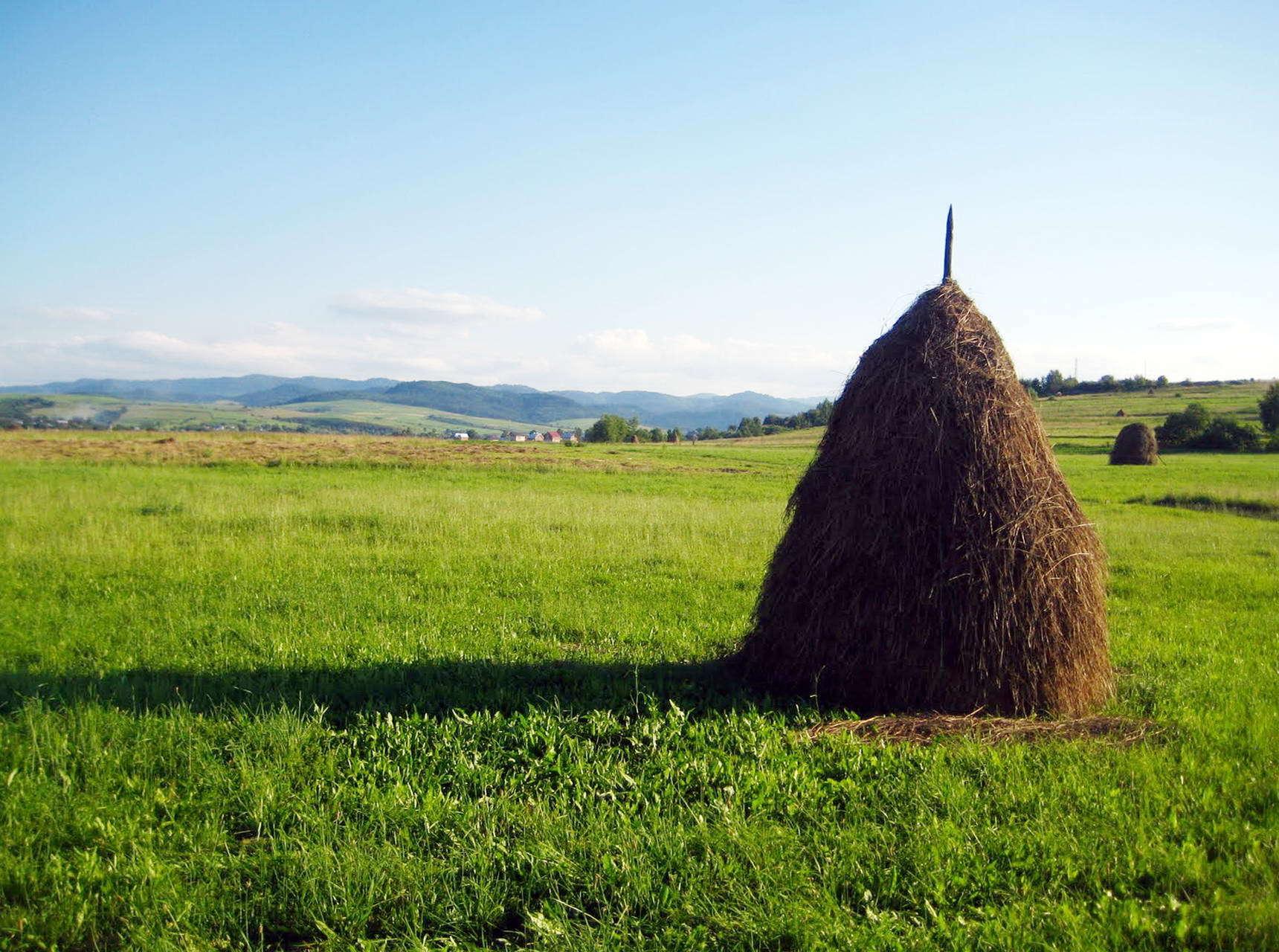 Солотвин - селище міського типу в Карпатах
