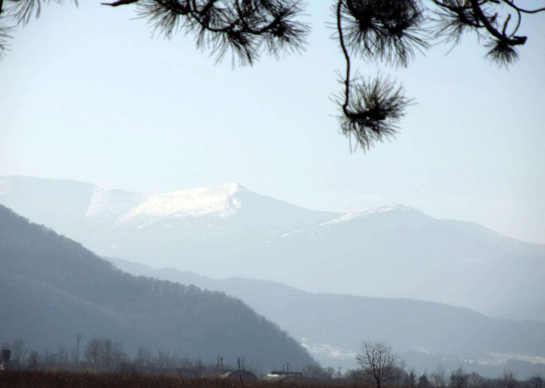 Богородчанський район, гірське село Солотвин