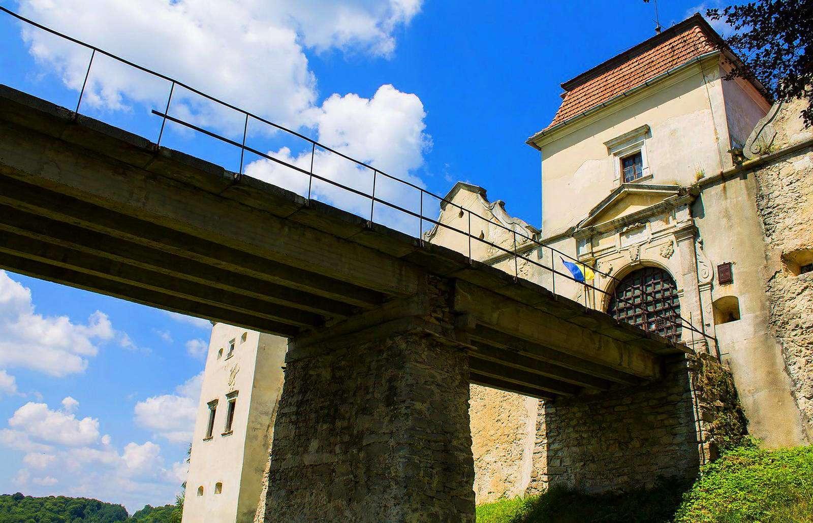 Львівщина, Свірзький замок