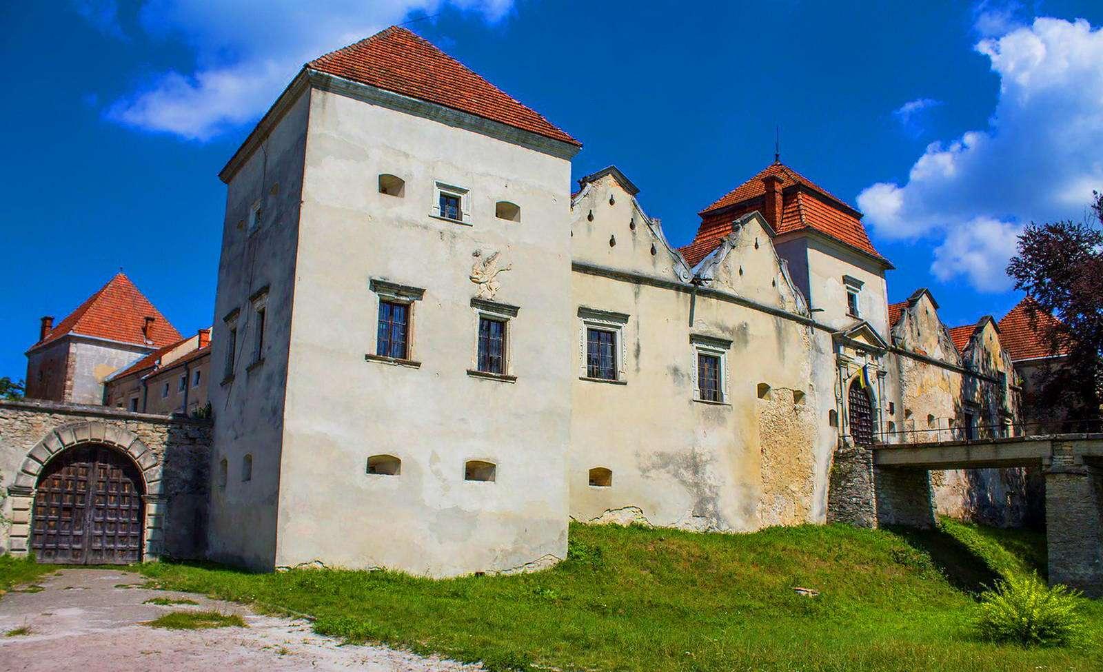 фееричным свиржский замок отзывы туристов фото какой-то момент