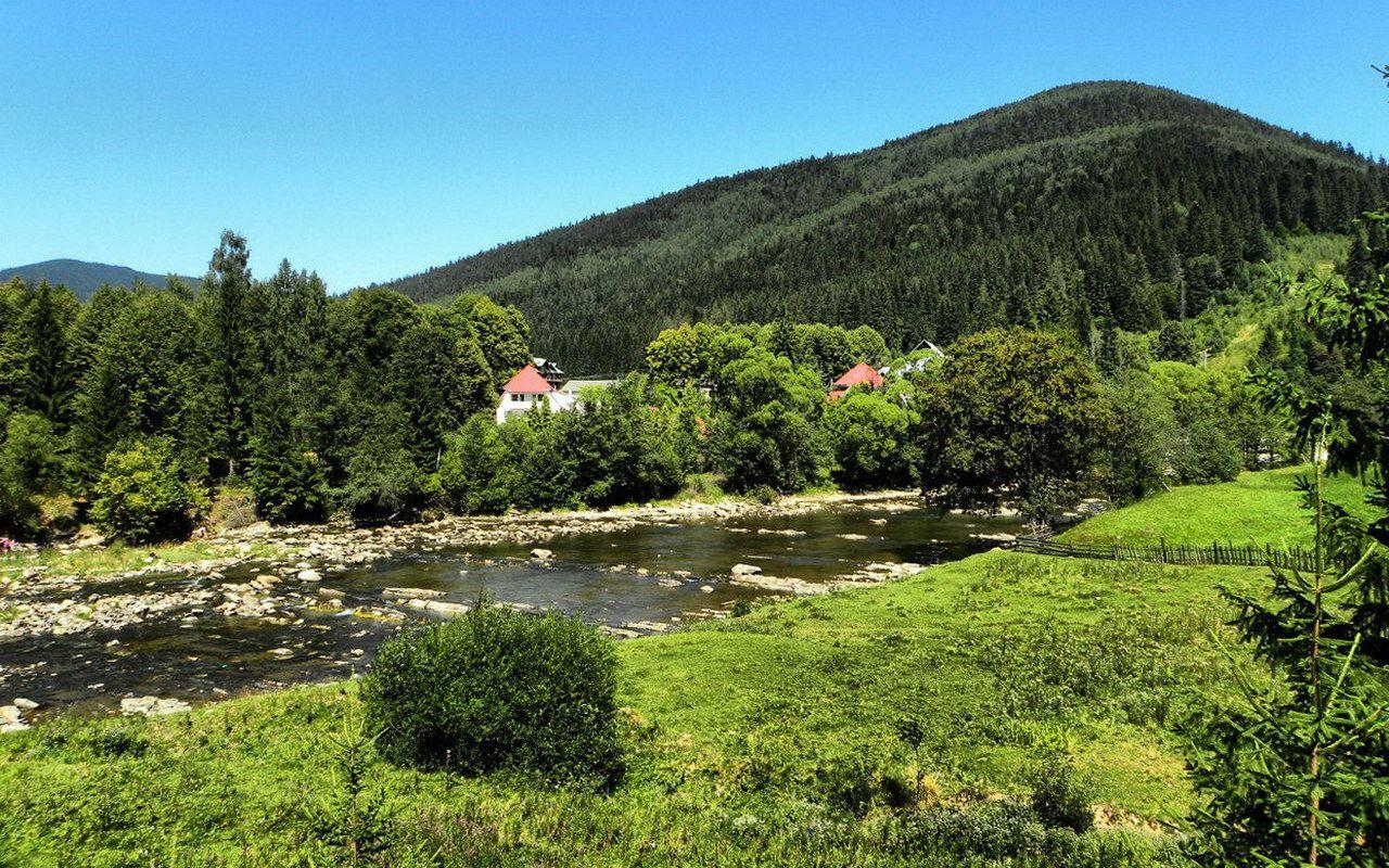 Красиві пейзажі, Татарів