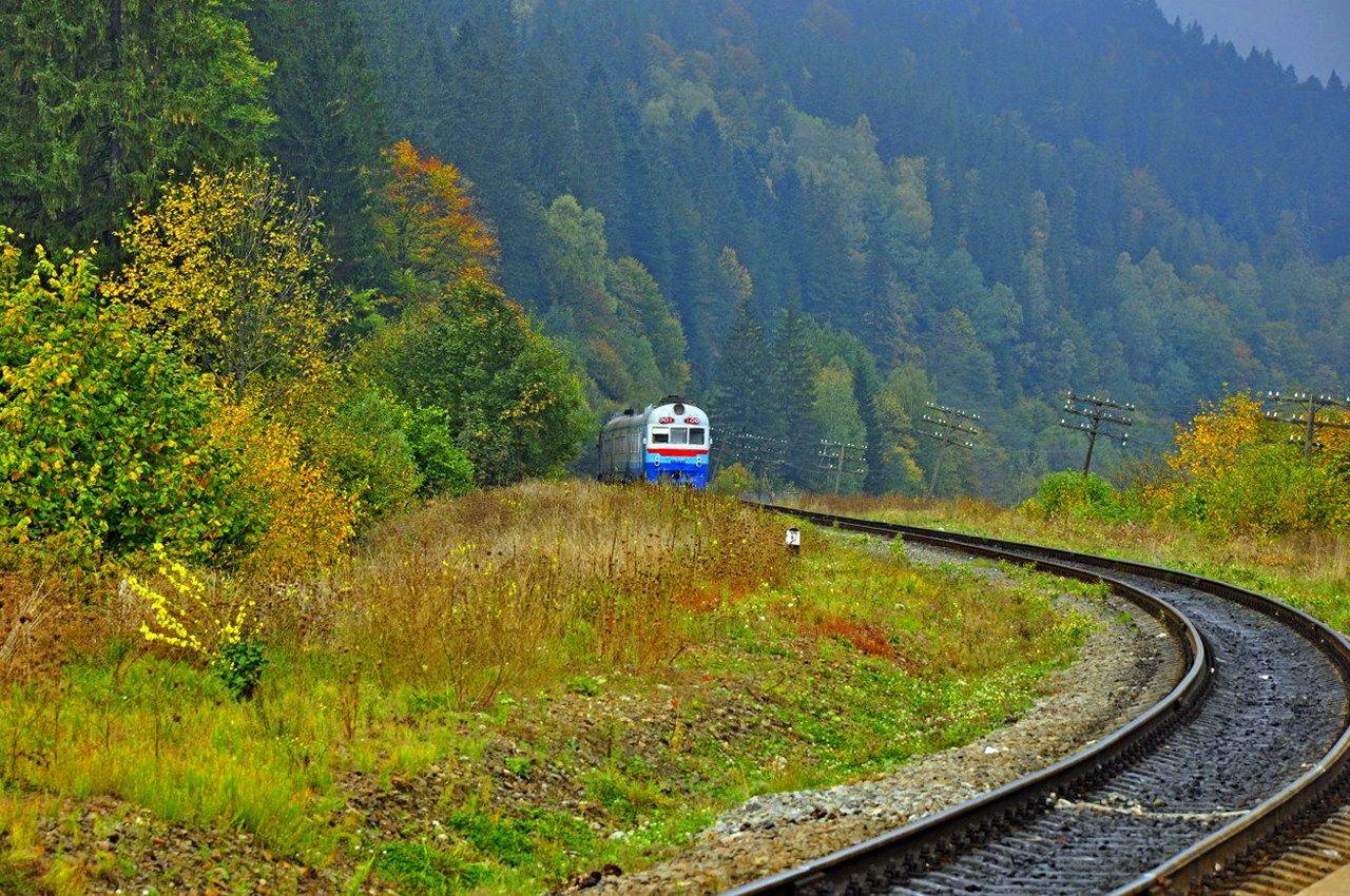 Татарів, залізниця