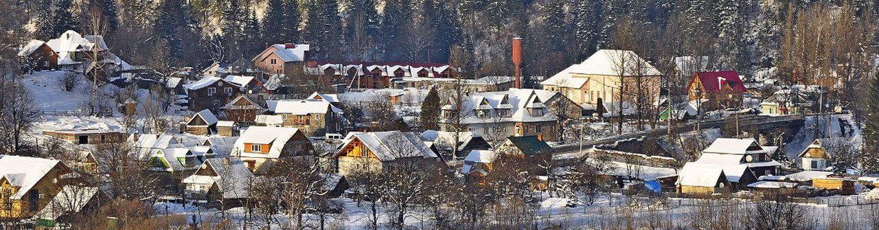 Татарів взимку