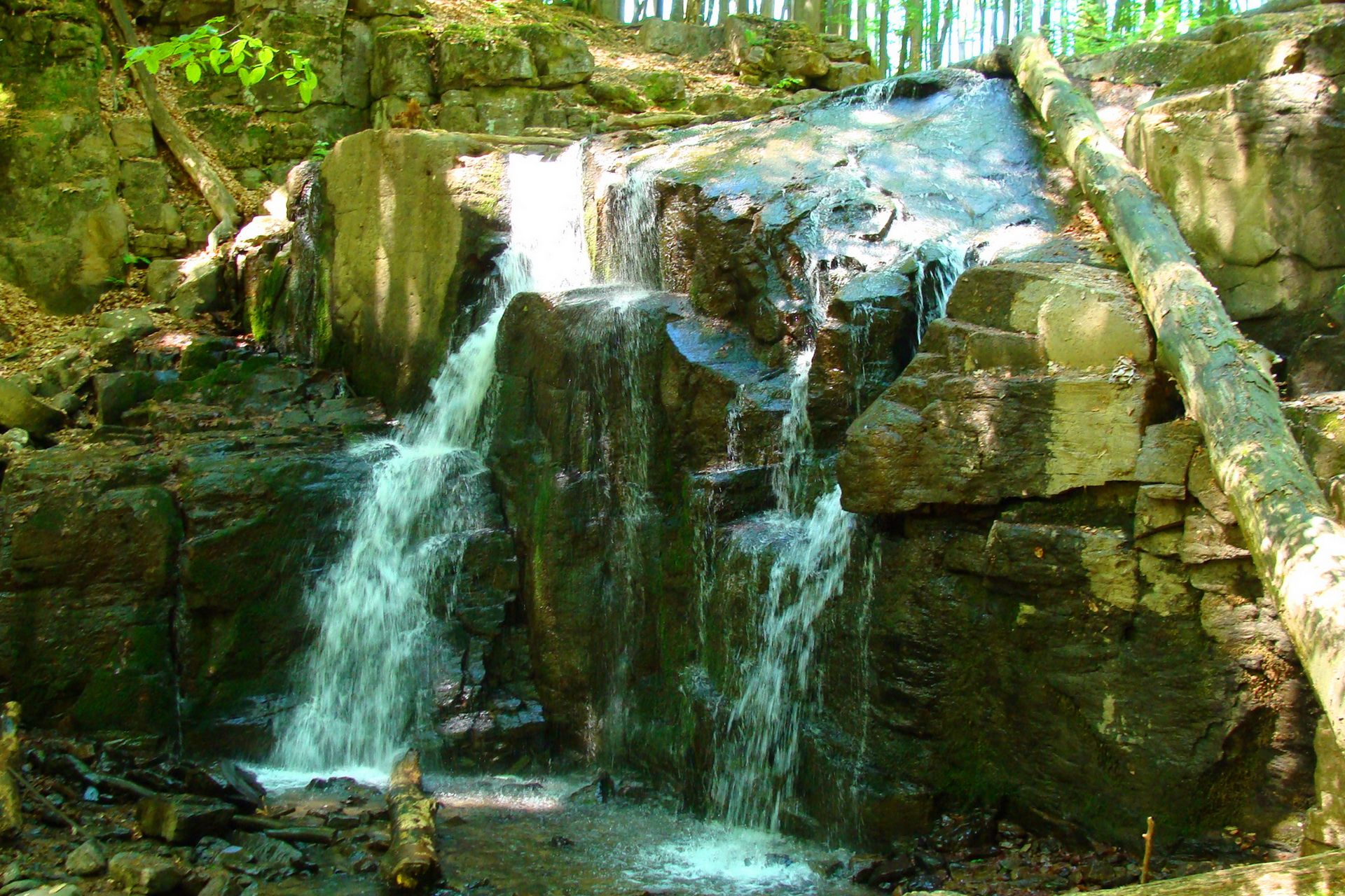 Водоспад Скакало