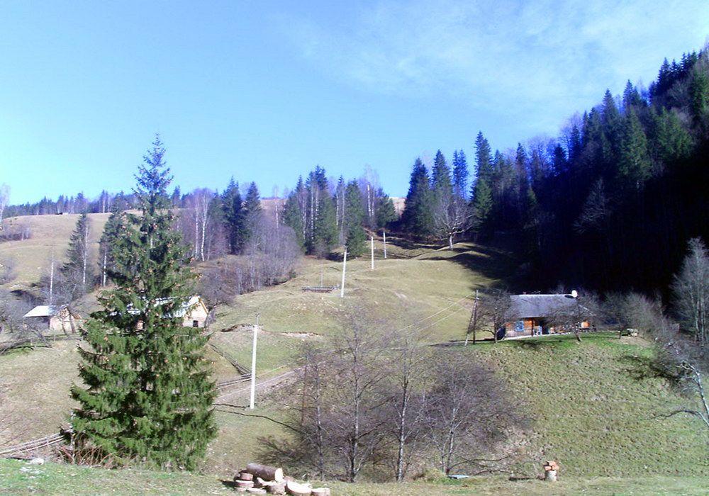 Волова - гірське село в Карпатах