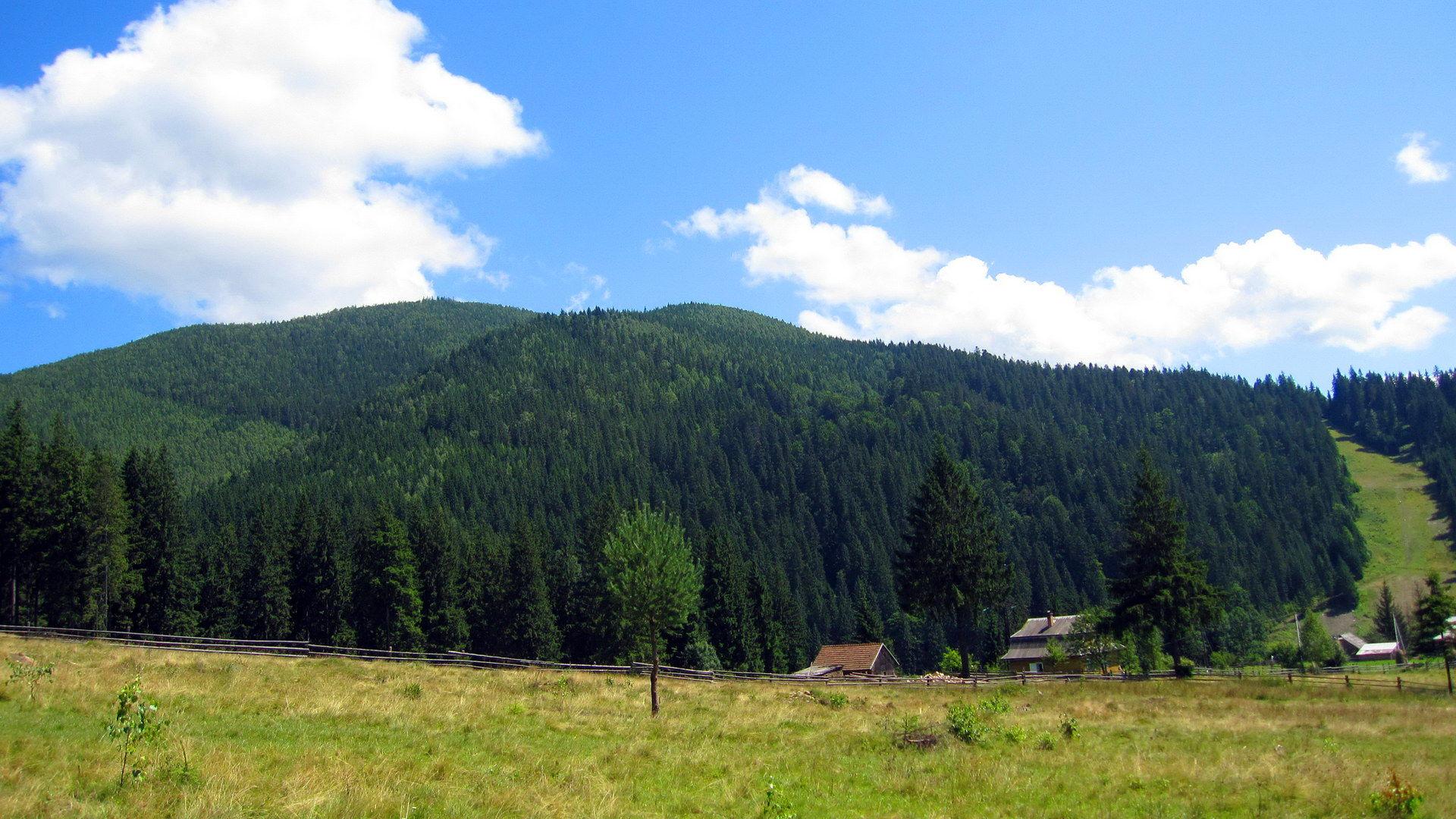 Підйом на гору Магура у Ворохті