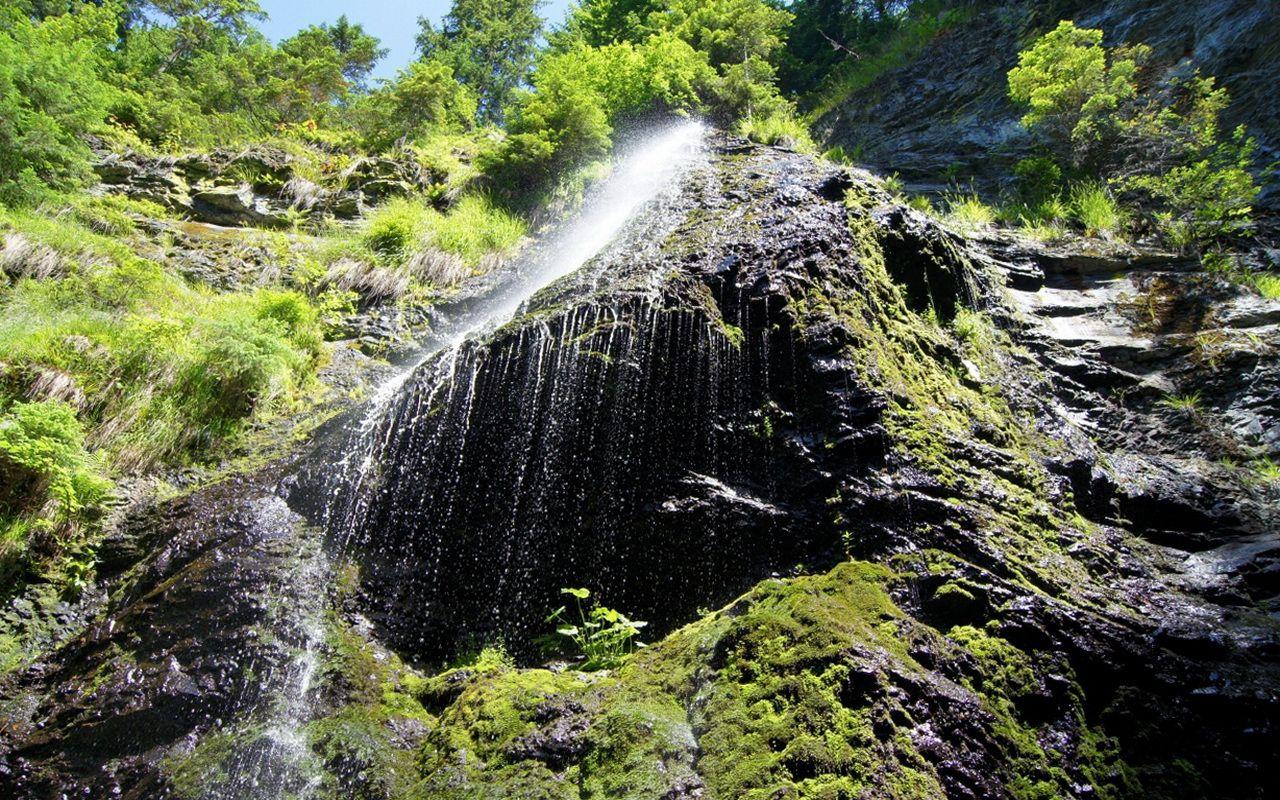 Водоспад Ялинський