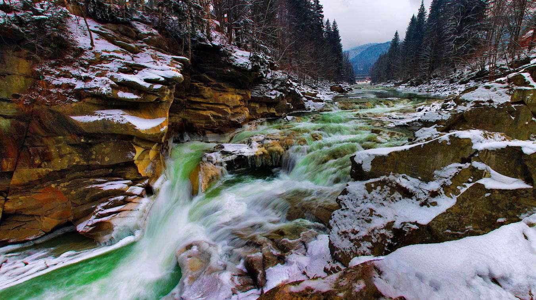 """Результат пошуку зображень за запитом """"водоспад пробій зима"""""""