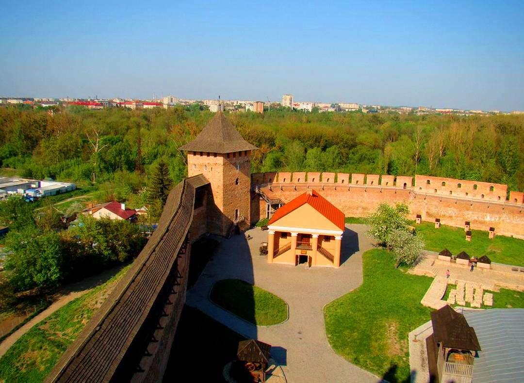 м. Луцьк, замок Любарта