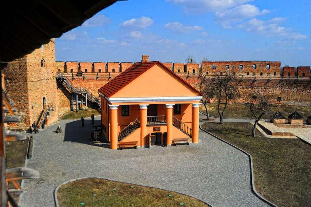 Замок Любарта, Волинська область