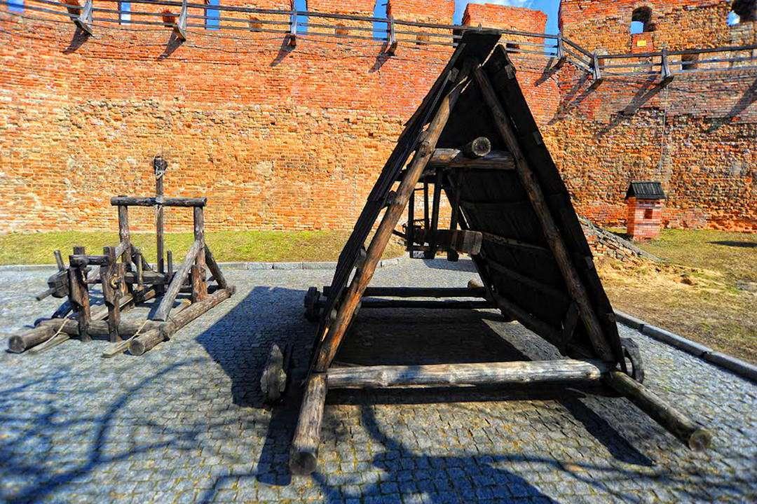 Замок Любарта в Луцьку