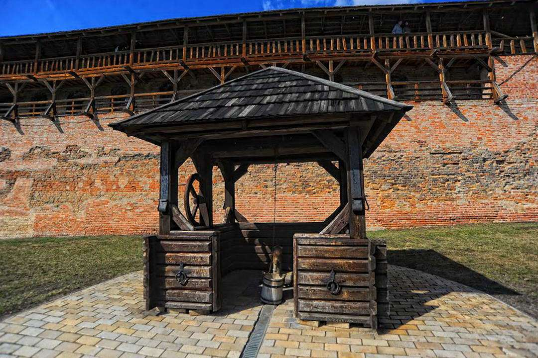 Замок Любарта на Волинщині