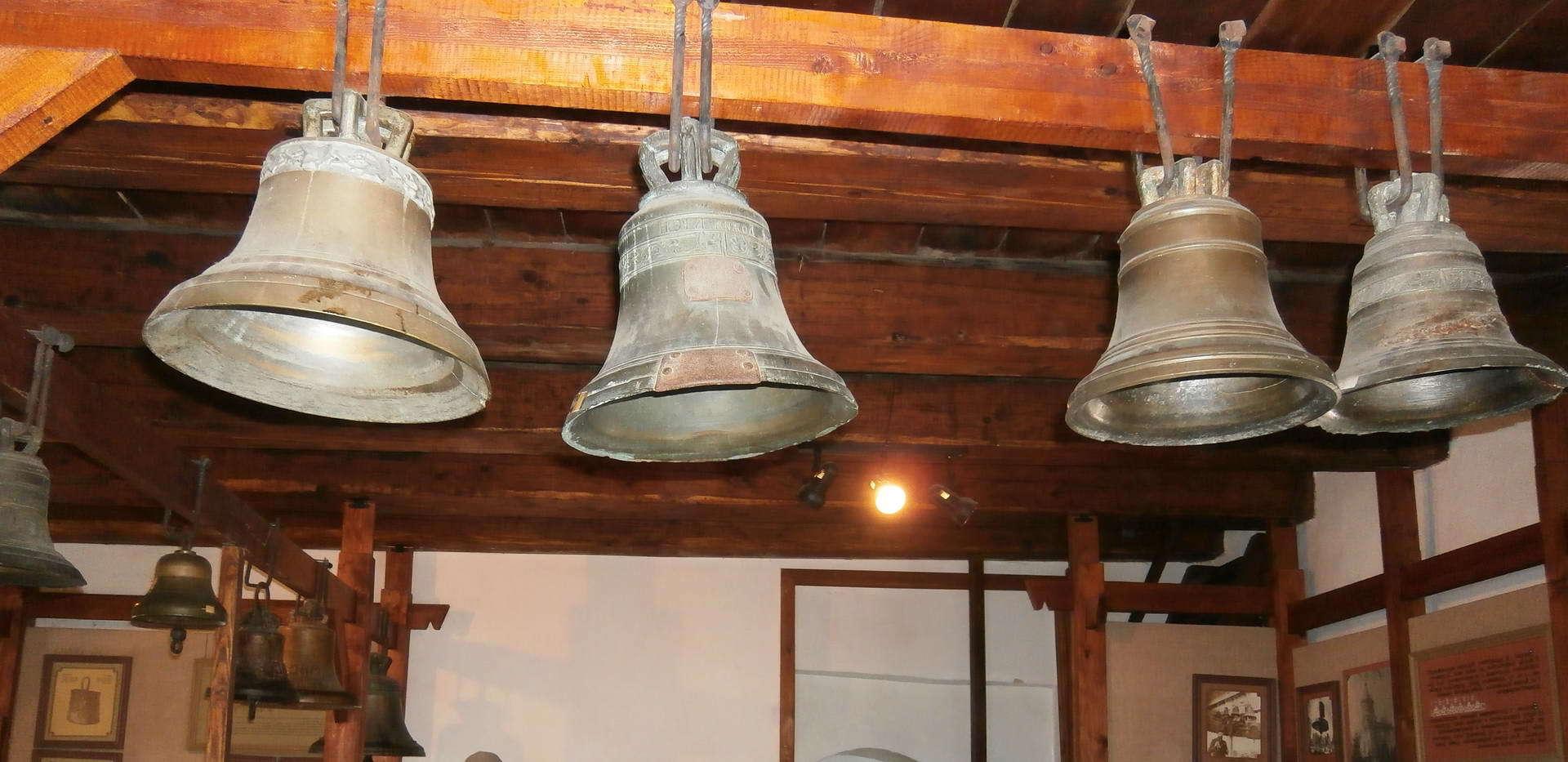 Музей дзвонів у замку Любарта