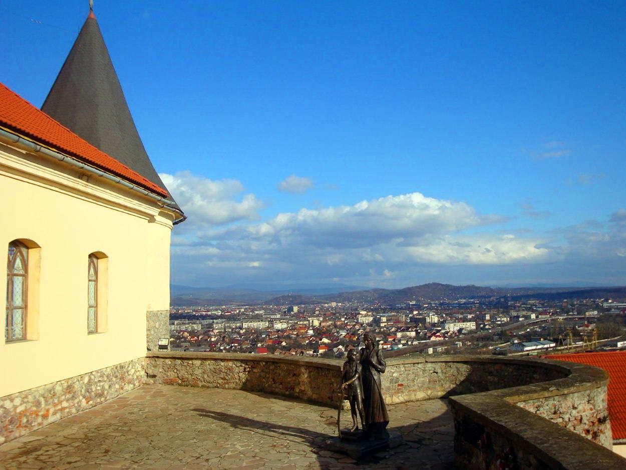Мукачівський замок Паланок
