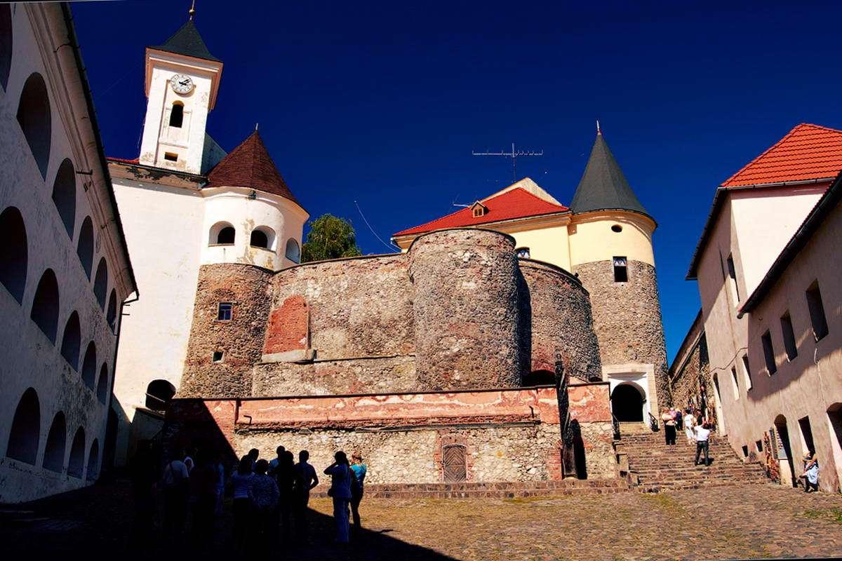 Місто Мукачево, замок Паланок