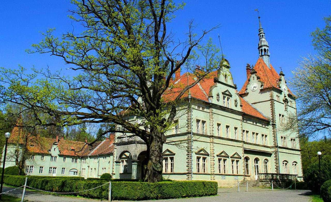 Закарпатська область, палац Шенборнів