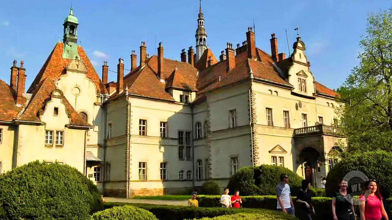 Замок Шенборнів, Закарпатська область