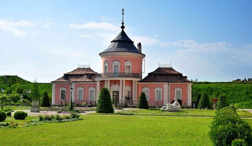 Львівська область, Золочівський замок